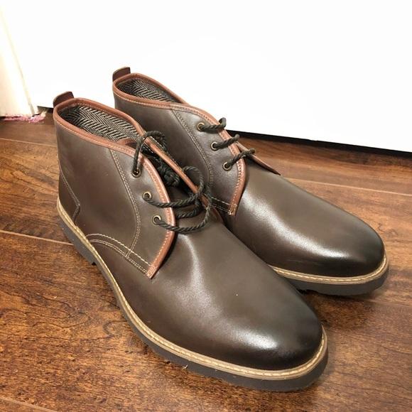 florsheim dress boots